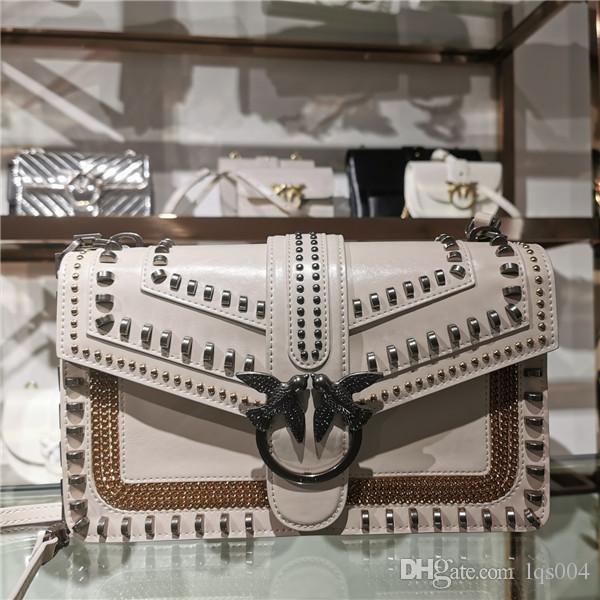 2020 donne le borse del progettista di lusso Borse Tracolla Crossbody raccoglitore del cuoio genuino superiore 156929 2 Superficie con la scatola