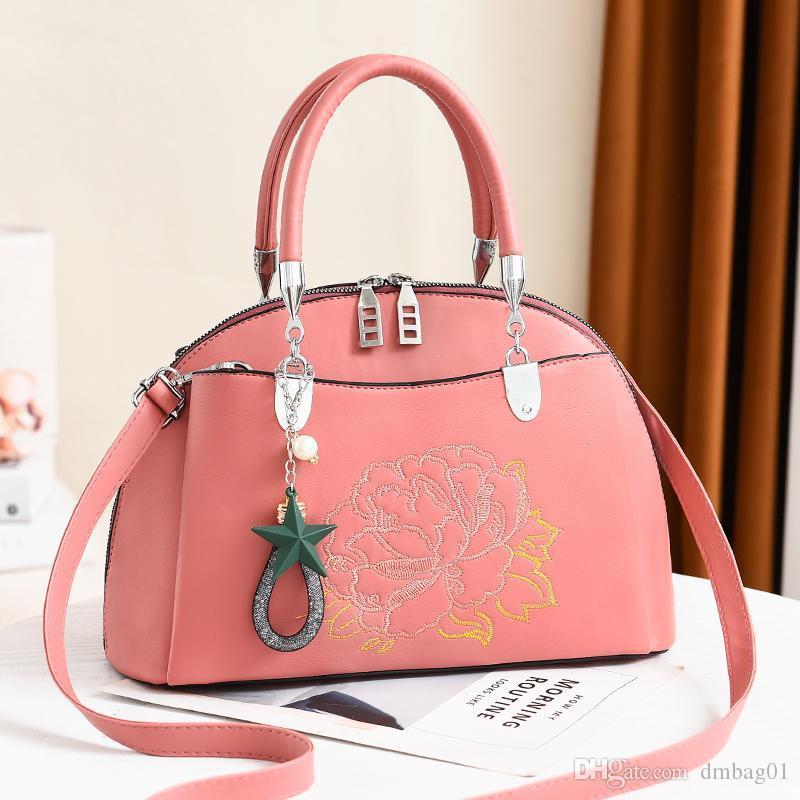 Pembe Sugao bayan çanta tasarımcı omuz çanta lüks çantası bayan çantaları pu deri 2020 yeni moda çanta çanta torbaları pu deri