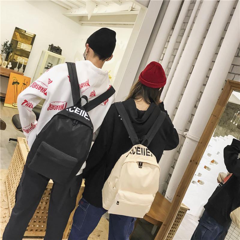 Charismatic2019 кореянка оригинальный старый в начале ветра Gaoshubao ученик средней школы будет емкость любителей рюкзак все Матч