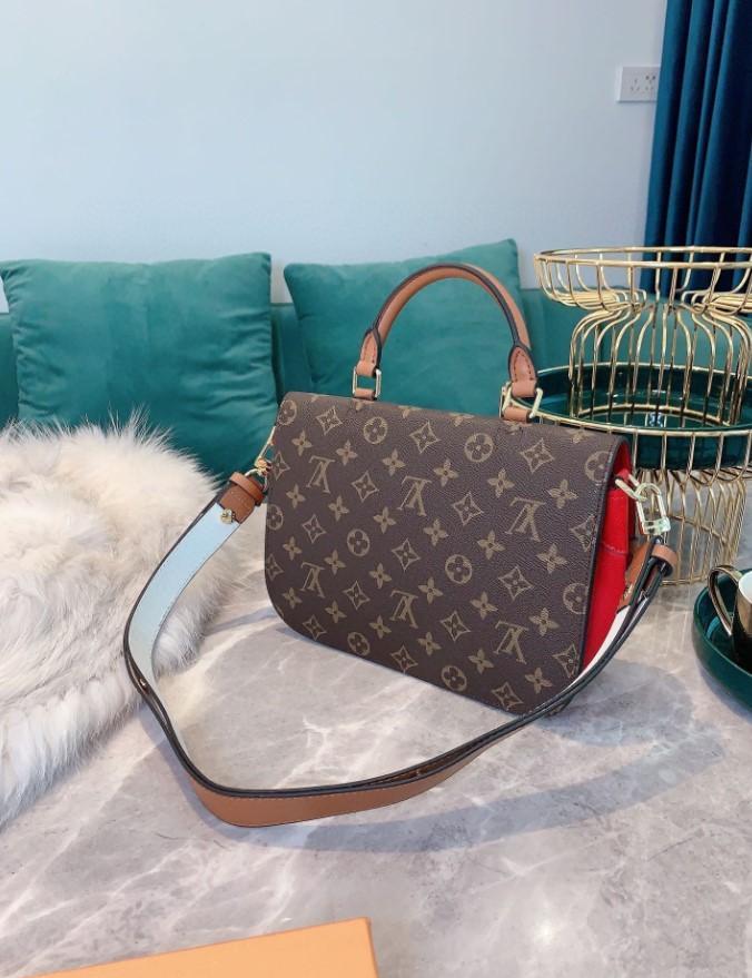 2020 commercio all'ingrosso caldo di lusso della signora Handag delle donne di marca del progettista Shoulder Bag con cinturino stilista Crossbody Bag L01 2031411Q