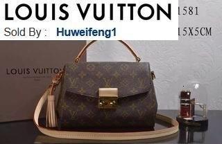 huweifeng1 opp Handbag M41581 HANDBAGS SHOULDER MESSENGER BAGS TOTES ICONIC CROSS BODY BAGS TOP HANDLES CLUTCHES EVENING