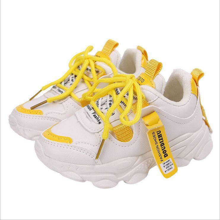 menino incrível Criança sapatilhas lovely Outono-Inverno flexível Infant Boy sneakers Crianças Calçado para o presente Hot Sale