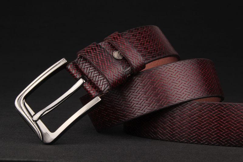 2019 новый стиль Archaize пряжка иглы мужской кожаный высококачественный бутик модный пояс Коровьей идет с мужским поясом