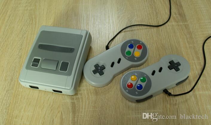 Мини-TV может хранить 620 500 Game Console Видео Handheld для NES игровых консолей с розничной коробками DHL