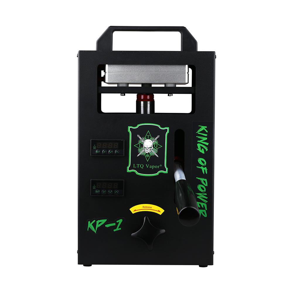 Аутентичные kp-1 Rosin Press Machine от LTQ VAPOR KP1 Wax DAB Squeezer Температура Регулируемый экстракционный инструмент набор набор набор 4 тонн DHL бесплатно