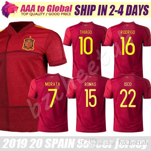 2020 2020 2021 Spain Jersey Camisa Espana A.INIESTA ...