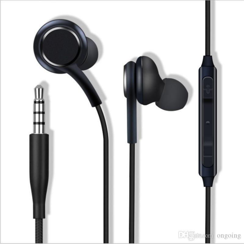 Samsung S8 + s8plus cep telefonu kulaklık kulaklıklar akg bas kulaklık mikrofonlu Samsung Galaxy S8 Kulaklık Kulaklık J5-IG9550 EO için