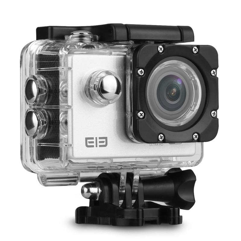 Freeshipping Hot phone Explorer 2.0 inch 4K 15fps 16MP H.264 WIFI 170 Wide Lens Waterproof Ultra HD Action Camera Sports DV Cam