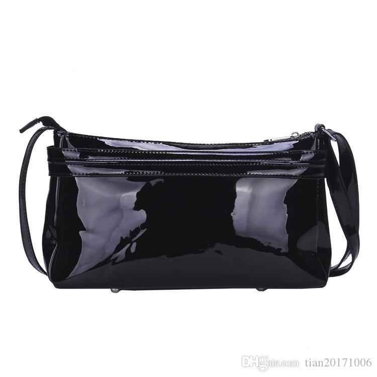 2019 venta caliente del corazón del amor de la manera del patrón de onda V hombro de la taleguilla del bolso del diseñador bolso de la cadena de lujo Crossbody del monedero Señora bolsas