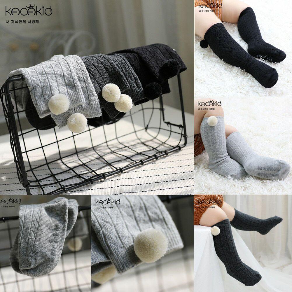 Pudcoco Yepyeni Bebek Kız Çocuk Katı Sıcak Pamuk Külotlu çorap Külotlu çorap Pantolon Çoraplar layık