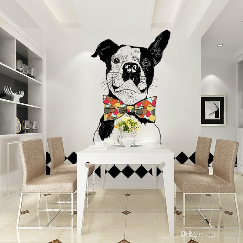 Dog and other pet animals wallpaper murals