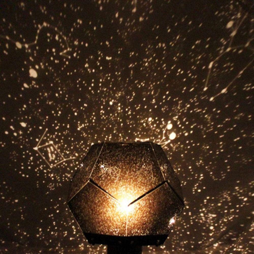 별이 빛나는 하늘 프로젝터 빛의 코스모스 사계 별 별 별 투영 램프 낭만적 인 밤 램프