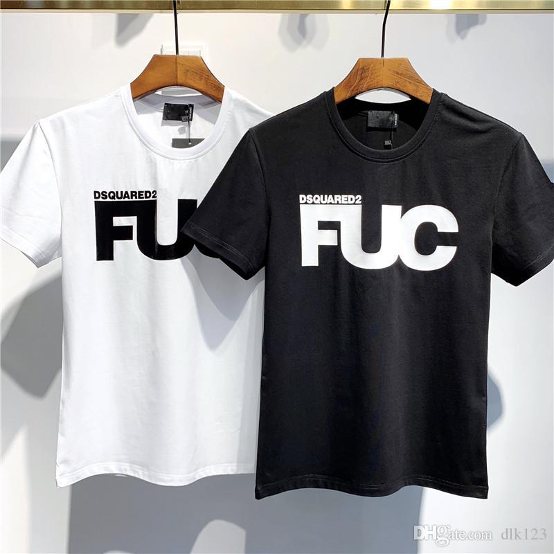 Verão carta camisetas Mens Tops Carta Bordado T shirt Tops Roupa Marca manga curta Mens camiseta Mulheres