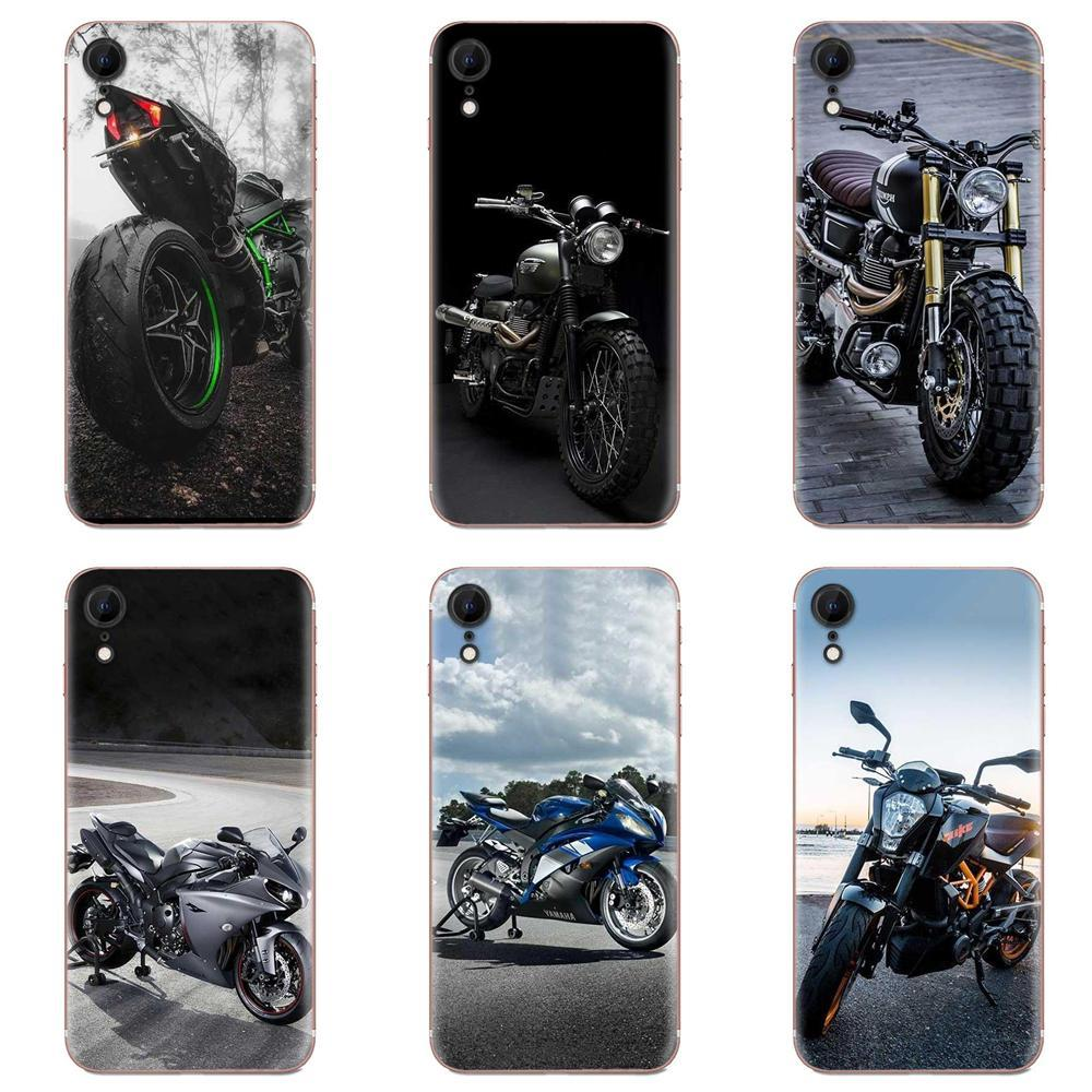 Tarjetero iphone Soft TPU Printing For Huawei Nova 2 V20 Y3II Y5 Y5II Y6ii Y6ii Y7 Y9 G9 GR3 GR5 GX8 Prime 2018 2019 Cool Motcle