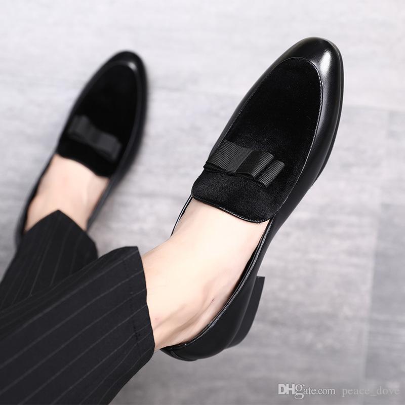 мокасины бизнес обувь мужчины дизайнерская обувь мужчины оксфорд обувь для мужчин мода прическа zapatos formales hombre herren schuhe ayakkabi erkek