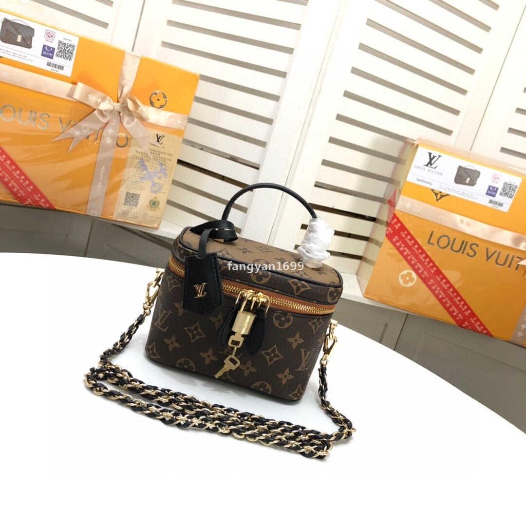 louis vuitton Lv lujoa02 diseñador de lujo de los bolsos monederos marca de diseño Crossbody Bolsa 2019 de moda de lujo bolsos de la marca Women Wallets bolsas de mano