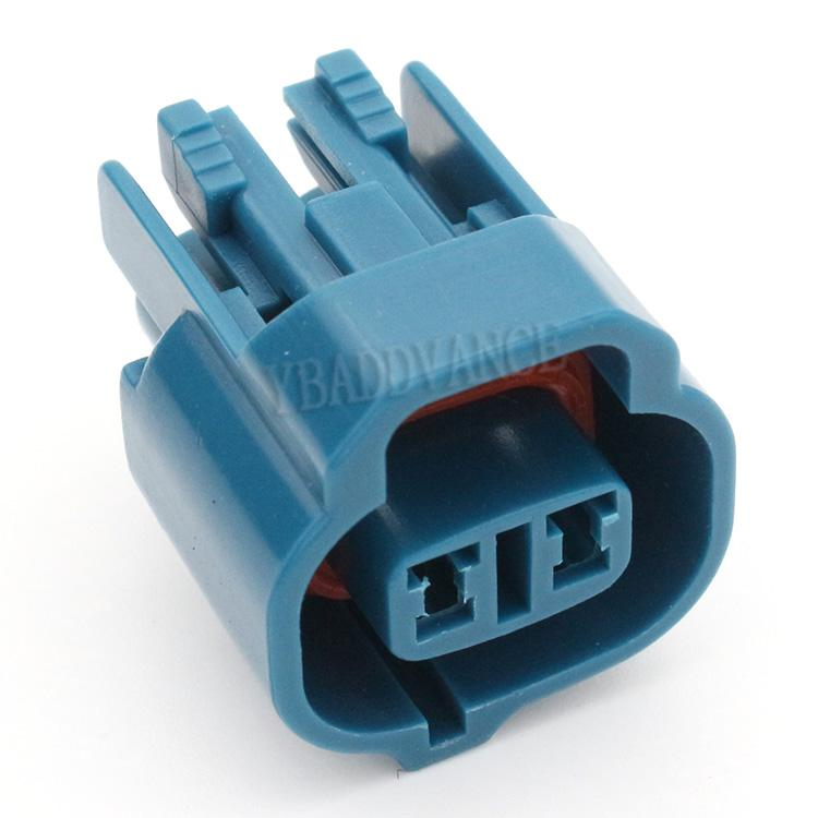 MT-Serie Blue Female Automotive Electrical Sumitomo 2-Pin-Steckverbinder 6189-0031
