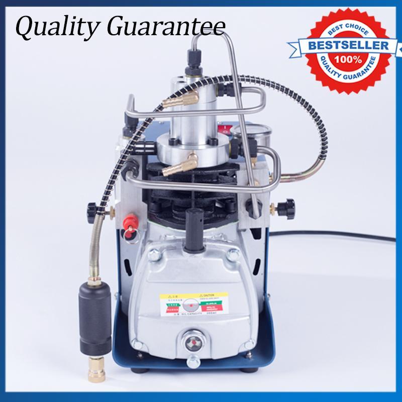 1.8KW 220V Electrical Air Compressor 40L/min High Pressure Pump