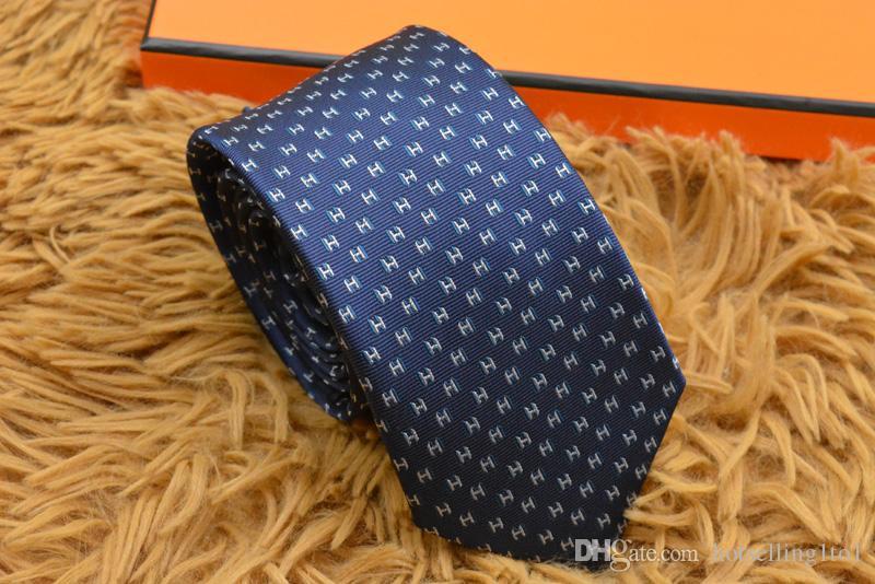 affaires mode formel de mariage de cravate Cravate liens occasionnels amincissent rétrécissent Parti 18 hommes cravate de style cravate pour hommes occasionnels H309
