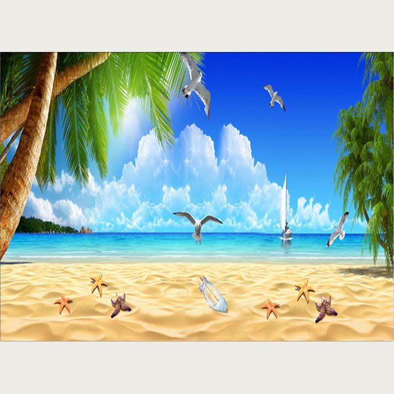 14 Meer Ozean Strand 5D Diamant Malerei Diamond Painting DIY Kreuzstich eNwrg