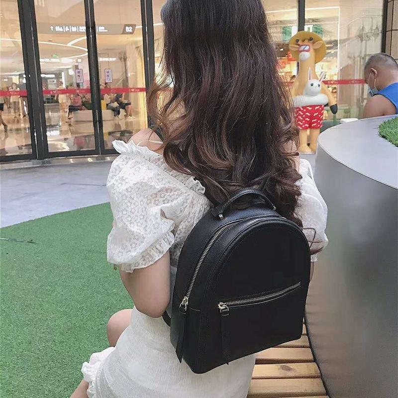 Markendesigner 3 Farben Rucksäcke Schulranzen Mädchen Frauen Mode-Schulterhandytasche