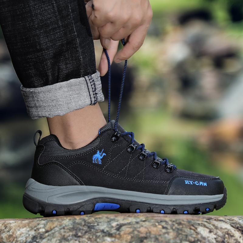 Brand Outdoor Hiking Shoes For Men