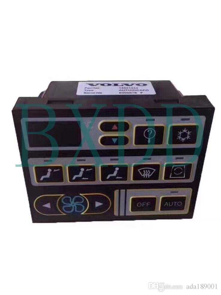 EC210 EC240 EC290 EC360 B BLC excavator heater control panel 14541344