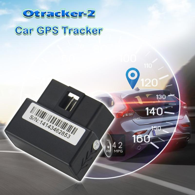 Mini Practical Vehicle GPS Tracker Otrack-2 GSM 850/900/1800/1900 mHz Remote Updating Software Car Locator Easy to Use