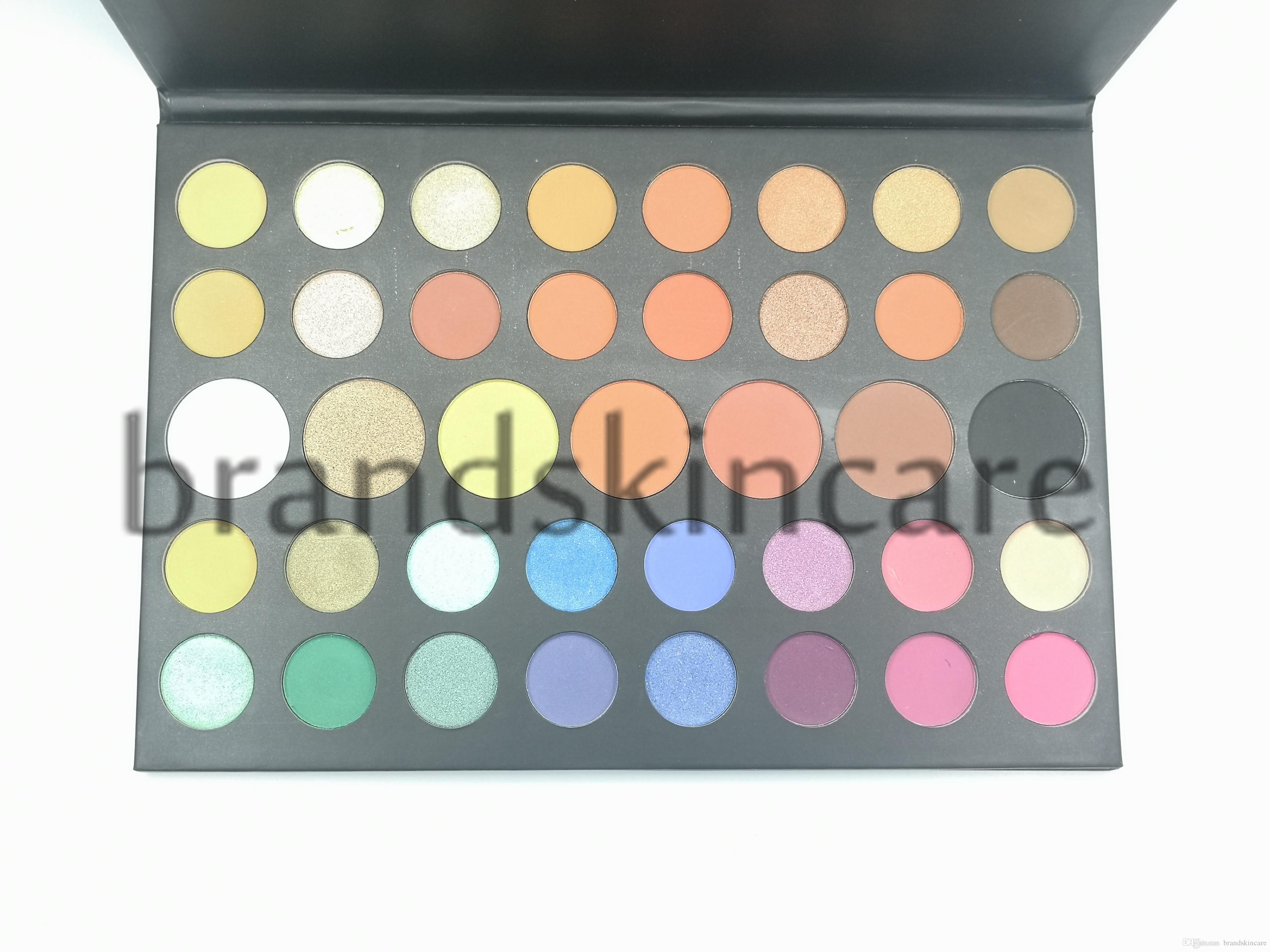 Fabbrica Direct DHL GRATIS Ship Eyes Trucco 3.9 Colori Eyeshadow Palette Eye Beauty Color Natural Lunga dura
