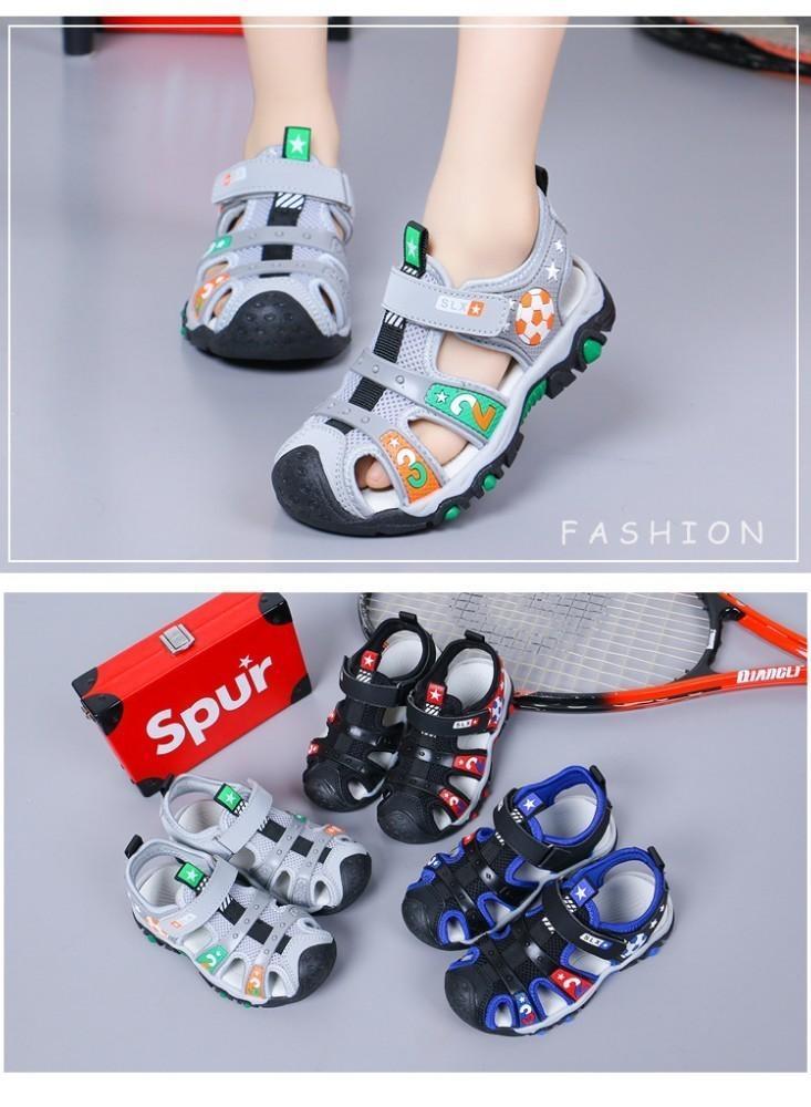 Summer Catamite Sandals Children Sandals Non-slip Catamite Beach Shoes