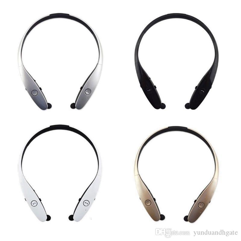 Authentic Best Hbs-900 Bluetooth Headphones Wireless In Ear Headphones Neckband Headset Best Cheap Earbuds With Opp Bag No