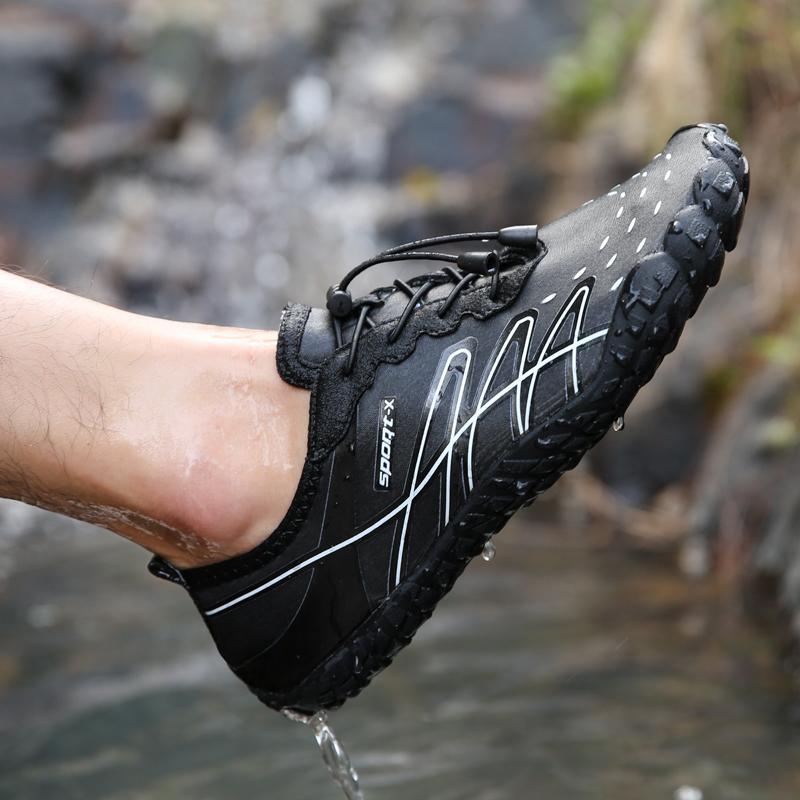 Outdoor Wandern Turnschuhe Upstream Socken Wasserdichte Aqua Schuhe Leichte atmungsaktive Softverschleißfeste Klettern Trekking-Schuhe