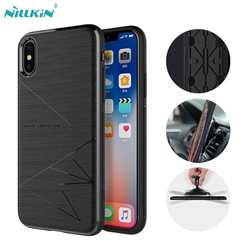 coque iphone xs max nillkin