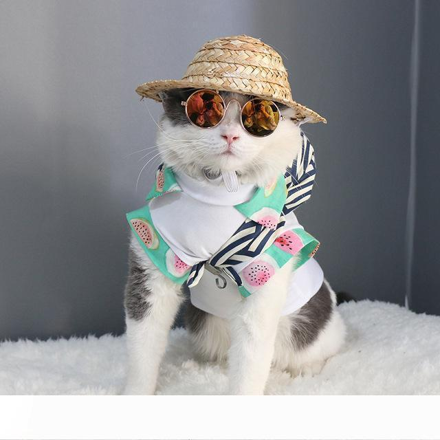 A 10 Colors Pet Dog Glasses Eye-wear cat Sunglasses Photos Props Fashion pet accessories for puppy Dog Grooming