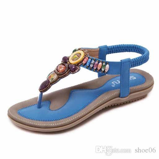 chaussures femmes sandales à talons qualité pantoufles de sandales Huaraches flip flops chaussures Mocassins Pour pantoufle shoe06 PL2088