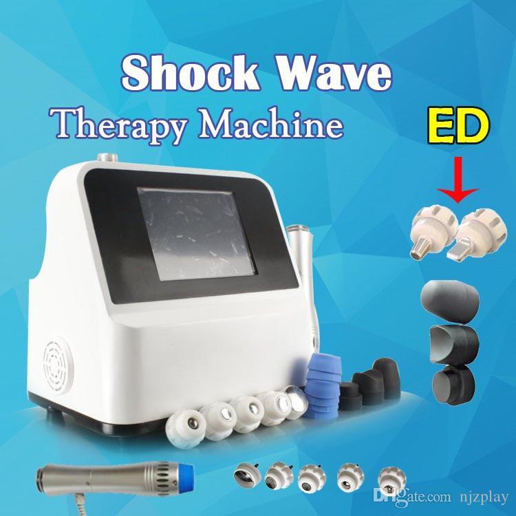 Yükseltilmiş sürüm ESWT düşük yoğunluklu şok dalgası tedavisi erektil disfonksiyon ve vücut ağrı kesici için fiziksel olarak