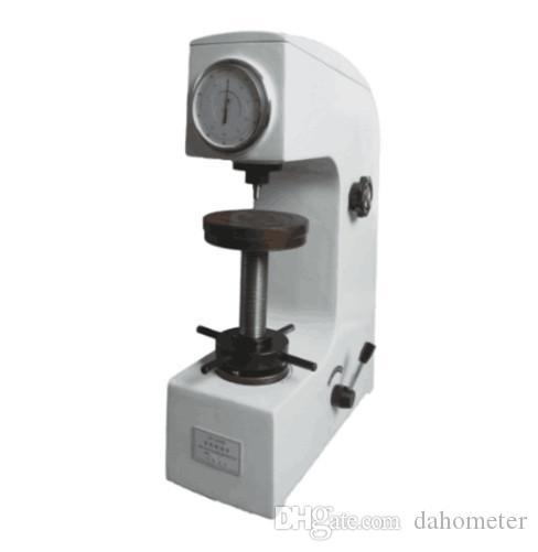 Fornitore professionale Hotselling Vendita diretta Portatile Rockwells Durezza Tester Modello HR-150A (HR-150C) Eccellente Qualità SPEDIZIONE GRATUITA