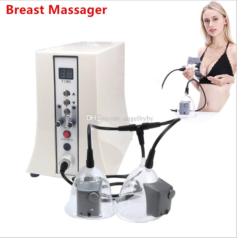 Hottest Vacuum Breast Enlargement Therapy Cupping Device Butt Lifting Hip Lift Breast Massage Machine Breast Enhance Massager
