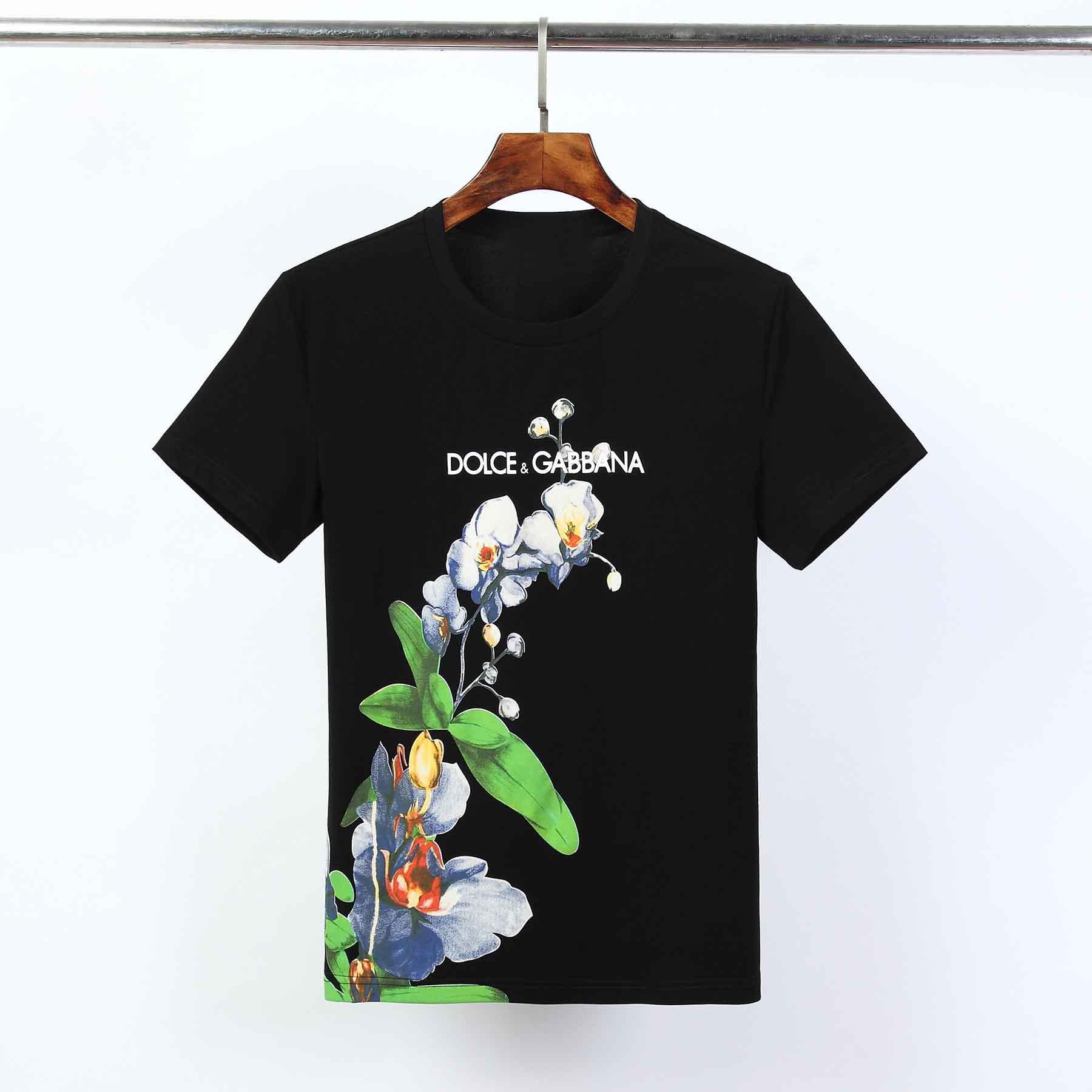 2019 Yaz Yeni Geliş Üst Kalite Tasarım Giyim Erkek Moda Tişörtler Medusa Tees Boyut M-3XL yazdır
