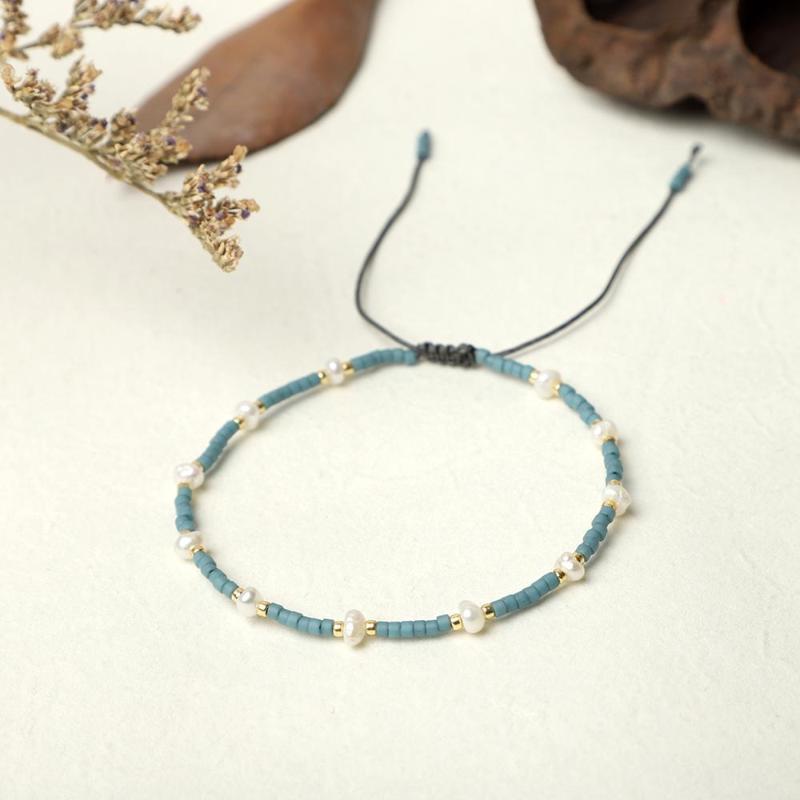Go2boho Perle Bracelet Femmes ami Miyuki Bracelets Cadeaux Bohème Joyeria Bransoletki Damskie bijoux à la main