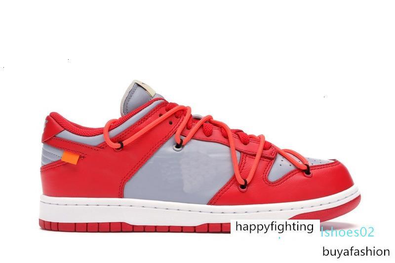 Erkek Kadın Tasarımcı Mor Mavi Üniversitesi Altın Red Lobster Chicago Sneakers Eğitmenler T02 İçin 2020 Yeni Gelenler Dunk Düşük SB Günlük Ayakkabılar