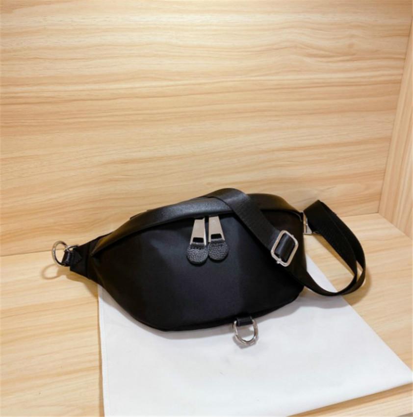 Hot 2020 Designer Luxus Gürteltasche Hohe Qualität Leder Umhängetasche Brust Paket CFY20042243