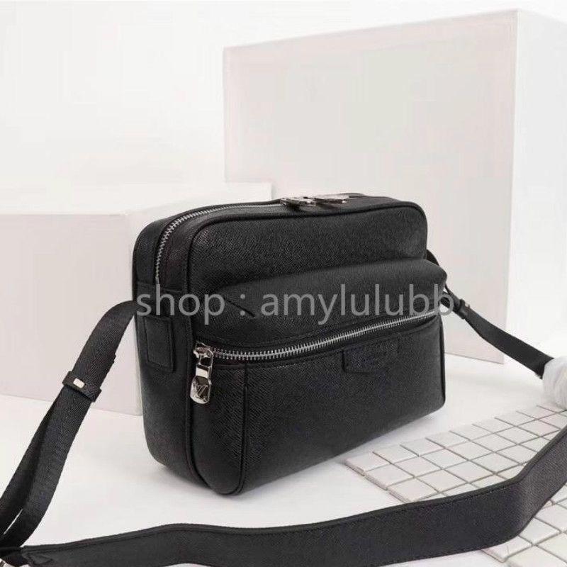 Открытый дизайнер плечо сумки для мужчин дизайнер креста тела сумка сумки для мужчин кошелек сумка Оптовая дизайнера мужской кошелек