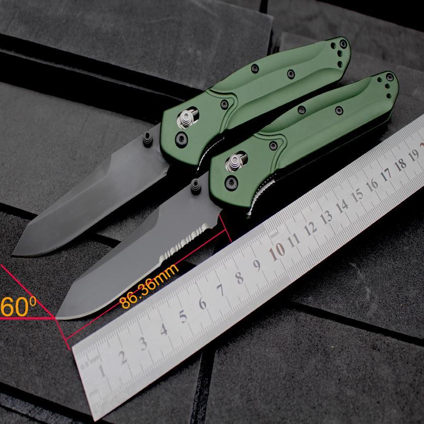 Benchmade 940 coltello pieghevole Osborne 3.4
