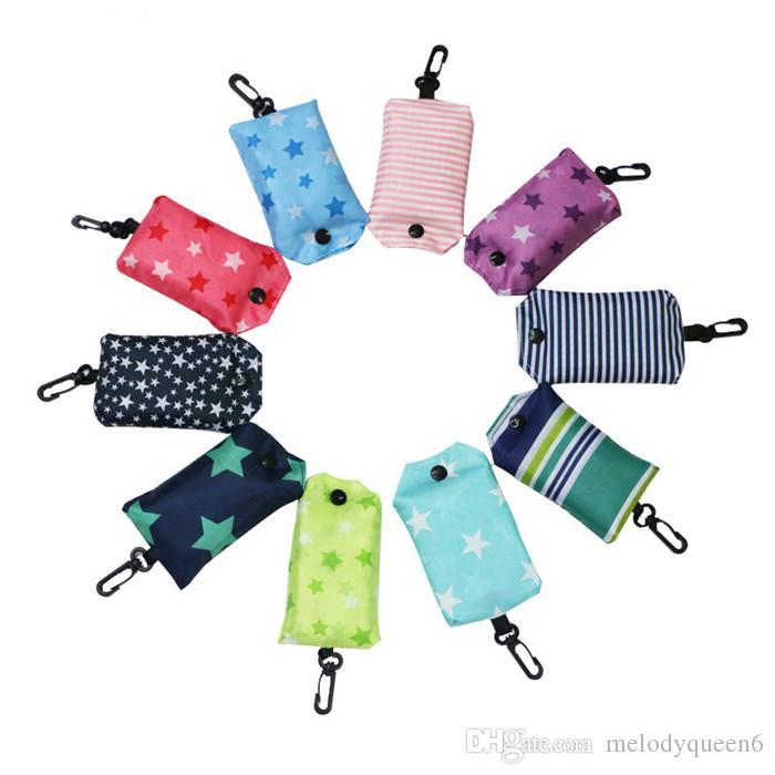 1 قطع صديقة للبيئة المرأة حقيبة تسوق للماء زهرة القماش للطي المحمولة متعددة الوظائف reusable حمل الخضار حقيبة منظم حقيبة
