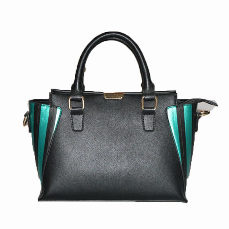 Lucky2019 Kapazität Wird Einkaufstasche Handtasche Einzelnen Schulter Echtes Leder Flügel Paket Temperament Frau Diagonal Bale