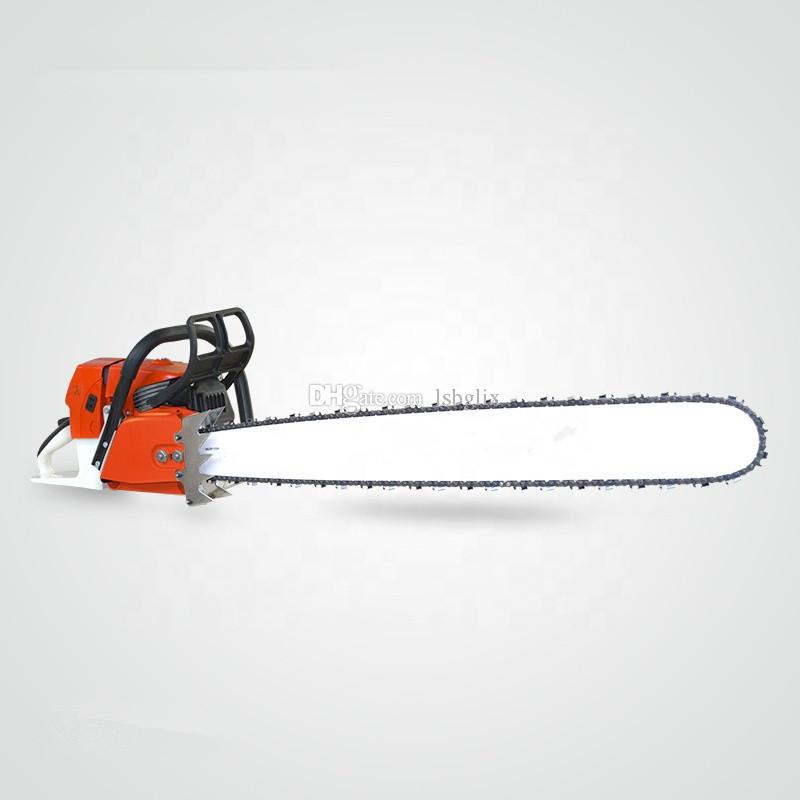 "Professional MS660 Chainsaw WITH 30"" Guide bar Fast Cutting Chain Saw good quality made in china free shipping charge"
