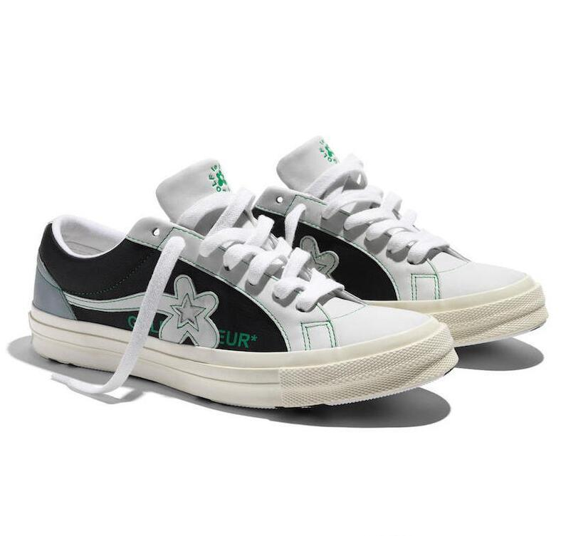 2020 Tyler The Creator X One Star Ox Golf Le Fleur Fashion Designer Sneakers Ttc Casual Shoes For Skateboarding Sport Shoes For Men Women C5 Cool Shoes Naot Shoes From Good Shoes01 86 14