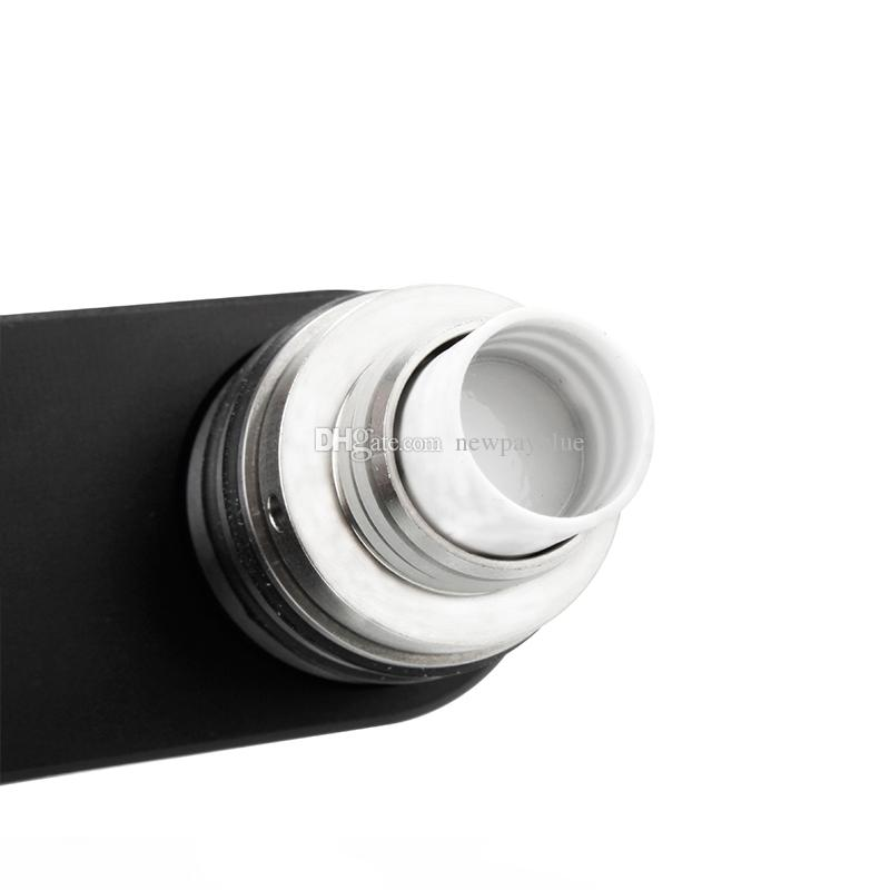 Cigarro eletrônico Atomizador Vape Tanque elemento de aquecimento Acessórios cerâmicos para Kanboro Subdab 18350 Pro substituição 18650 Wax vaporizador
