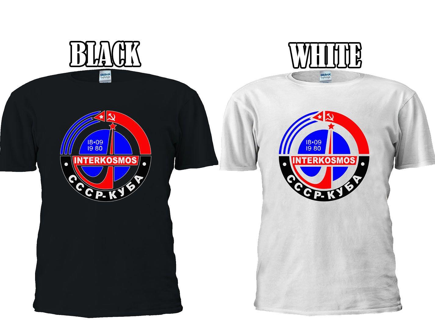 Intercosmos Logo Childrens Long Sleeve T-Shirt Boys Cotton Tee Tops